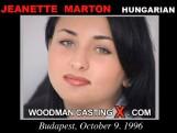 JEANETTE MARTON