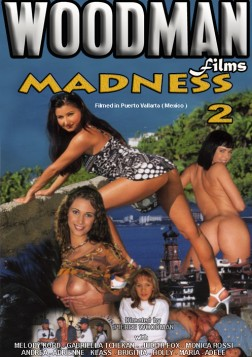 MADNESS 2 Cover