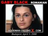 GABY BLACK