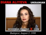 DIANA ALIYEVA