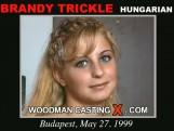 BRANDY TRICKLE