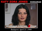 KATY ZORA JONES