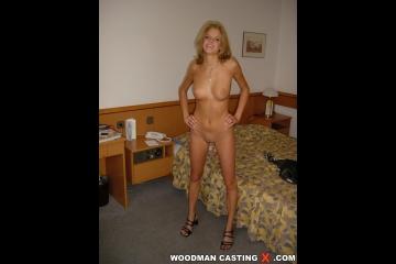 Lilou woodman Private Castings