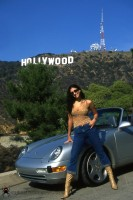 Yasmyne fitgerald - hard set - hollywood + 2