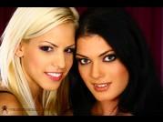 BOROKA BALLS - ROXY PANTHER - HARD SET - BED + 1 of NELLA video