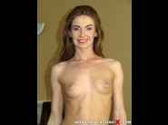 Melissa benz is a really sexy girl