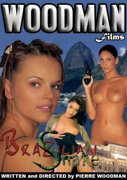 BRAZILIAN SNAKE Cover