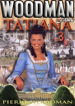 TATIANA 3 Cover