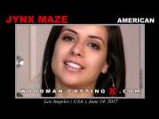 Casting of JYNX MAZE video