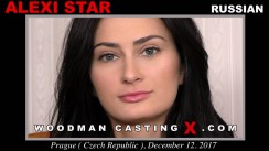 Casting of ALEXI STAR video