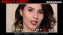 Download Nelly Kent casting video files. A Romanian girl, Nelly Kent will have sex with Pierre Woodman.