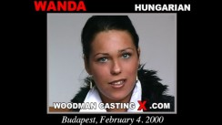 Casting of WANDA video
