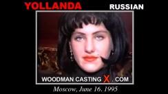 Casting of YOLLANDA video
