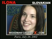 See the audition of Ilona