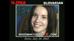 Casting of ILONA video
