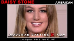 Look at Daisy Stone getting her porn audition. Erotic meeting between Pierre Woodman and Daisy Stone, a American girl.