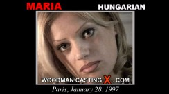 Watch Maria first XXX video. Pierre Woodman undress Maria, a Hungarian girl.