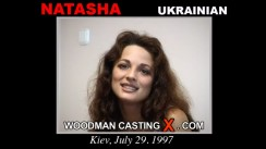 Watch Natasha first XXX video. Pierre Woodman undress Natasha, a Ukrainian girl.