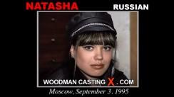 Casting of NATASHA STORM video