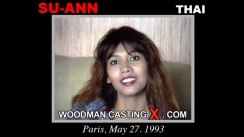 Watch our casting video of Su Ann. Pierre Woodman undress Su Ann, a Thai girl.