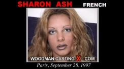 Access Sharon Ash casting in streaming. Pierre Woodman undress Sharon Ash, a French girl.