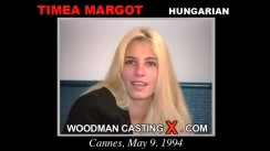 Casting of TIMEA MARGOT video