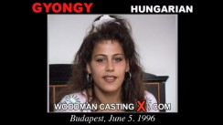 Casting of GYONGY AND LINDA video