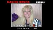 Nadine bronx