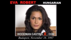 Casting of EVA ROBERTS video