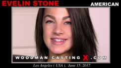 Check out this video of Evelin Stone having an audition. Erotic meeting between Pierre Woodman and Evelin Stone, a American girl.