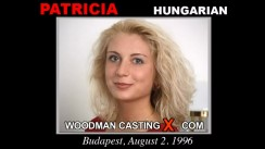 Watch our casting video of Patricia. Erotic meeting between Pierre Woodman and Patricia, a Hungarian girl.