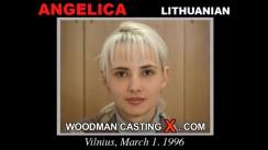 Casting of ANGELICA MIRAI video