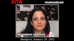 Watch Zita first XXX video. Pierre Woodman undress Zita, a Hungarian girl.