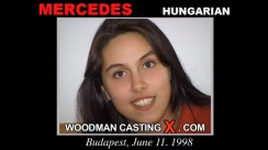 Look at Mercedes / Eva Black getting her porn audition. Pierre Woodman fuck Mercedes / Eva Black, Hungarian girl, in this video.