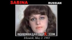 Casting of SABINA video