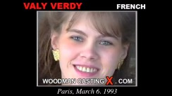 Casting of VALLY VERDI video