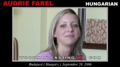 Casting of AUDRIE FAREL video