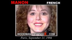 Casting of MANON video