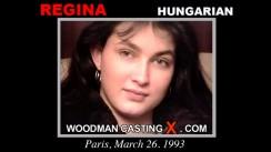 Casting of REGINA video