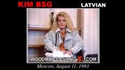 Casting of KIM BSG video