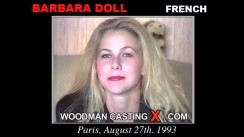 Casting of BARBARA DOLL video