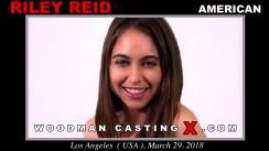 Watch our casting video of Riley Reid. Erotic meeting between Pierre Woodman and Riley Reid, a American girl.