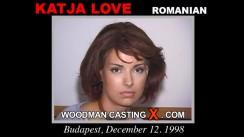Casting of KATJA LOVE video