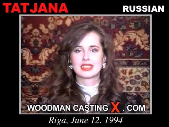 Woodman casting porno