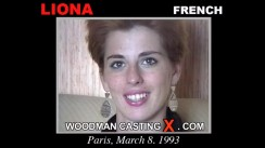 Look at Liona getting her porn audition. Erotic meeting between Pierre Woodman and Liona, a French girl.