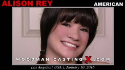 Casting of ALISON REY video