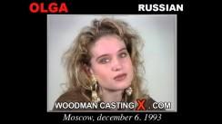 Watch Olga first XXX video. Pierre Woodman undress Olga, a Russian girl.