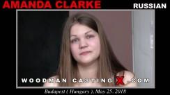 Casting of AMANDA CLARKE video