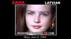 Casting of ZANA video