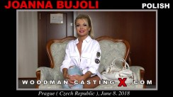 Watch our casting video of Joanna Bujoli. Erotic meeting between Pierre Woodman and Joanna Bujoli, a Polish girl.